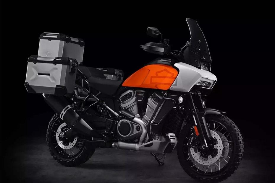 เผยโฉม Harley-Davidson Pan America 2020 เตรียมเปิดตัวเร็วๆนี้