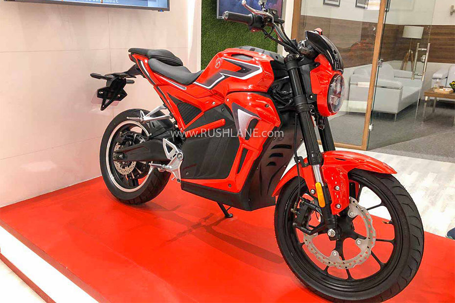 เปิดตัว Hero AE 47 มอเตอร์ไซค์ไฟฟ้าขนาด 4kW อย่างเป็นทางการ ในงาน Auto Expo 2020 ที่ประเทศอินเดีย