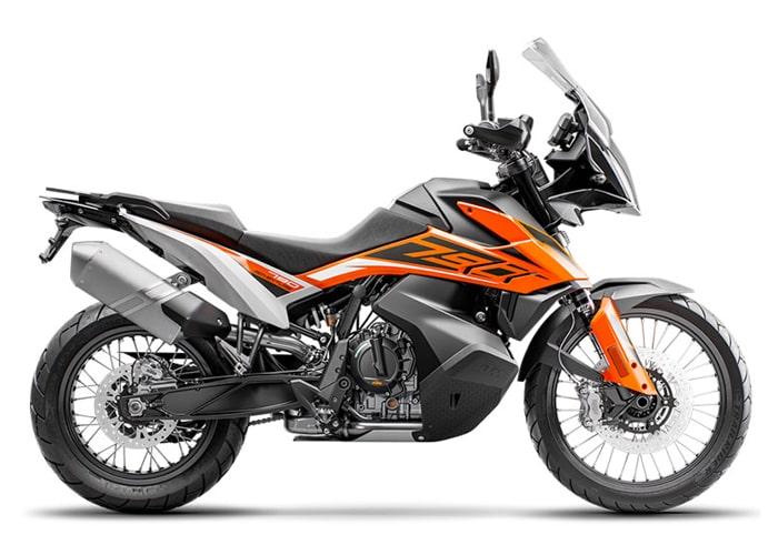 KTM 790 Adventure 2020 จำหน่ายในต่างประเทศ