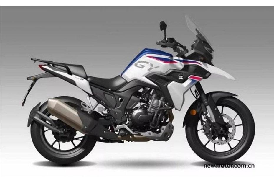 จักรยานยนต์จากจีน Everest Kaiyue 400X กับการออกแบบคล้ายกับ BMW G 310 GS