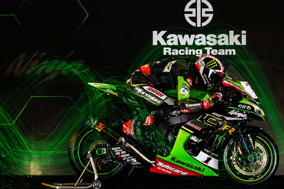Kawasaki เผยตัวแข่ง WorldSBK livery สำหรับฤดูกาล 2020 อย่างเป็นทางการแล้ว