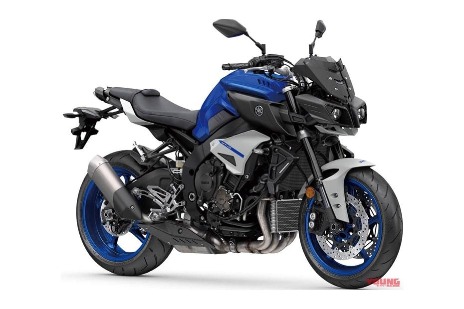 อัพเดทสีใหม่ Yamaha MT-10 2020 เปิดตัวอย่างเป็นทางการในญี่ปุ่น