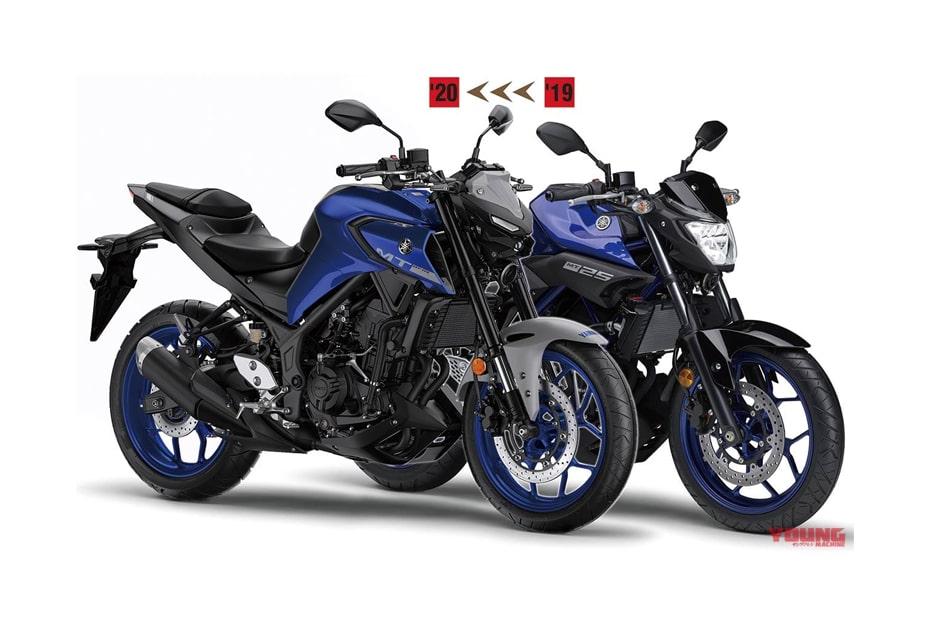 เตรียมเปิดตัว Yamaha MT-25 2020 สีใหม่ ในต่างประเทศช่วงมีนาคม 2020