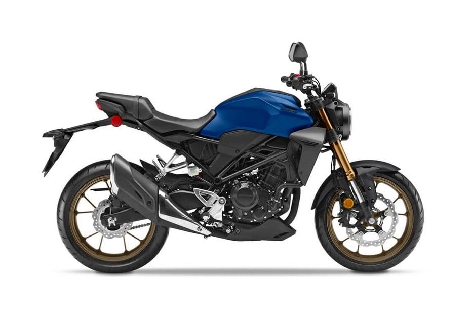 อัพเดทสีใหม่ Honda CB300R ABS 2020 ถูกเผยโฉมในเวียดนาม