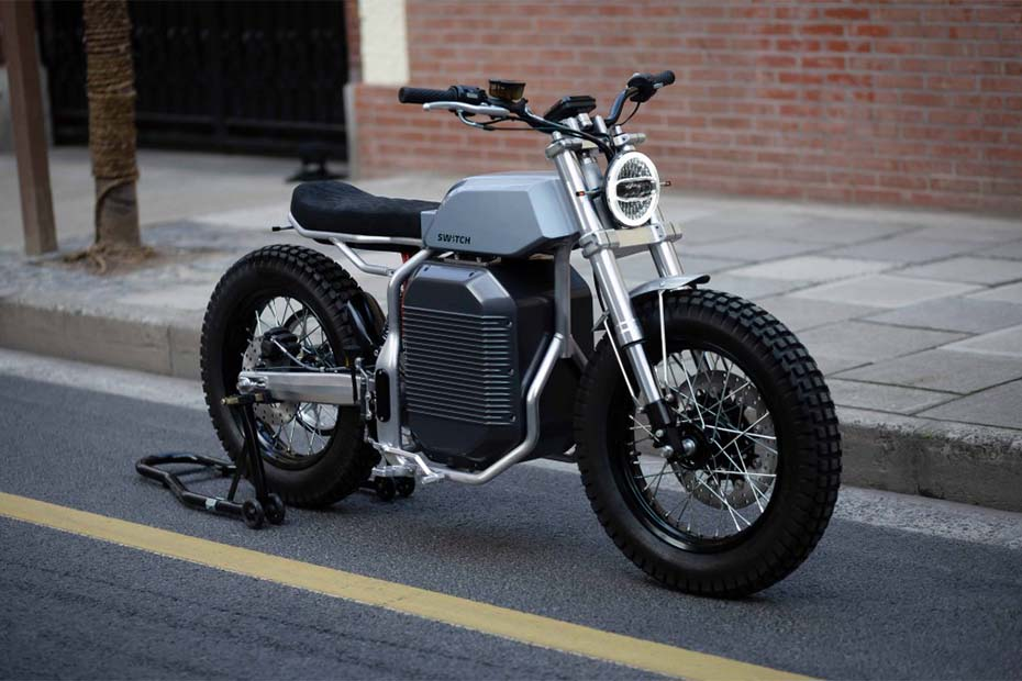 Switch Motorcycles เตรียมเปิดตัว eSCRAMBLER รถจักรยานยนต์ไฟฟ้าแนวเรโทรแห่งอนาคตเร็วๆนี้