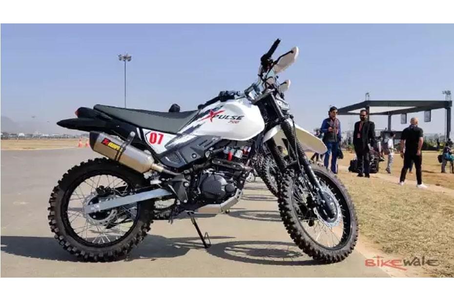 เปิดตัว Hero Xpulse Rally Kit ในอินเดียที่ราคา 38,000 รูปี