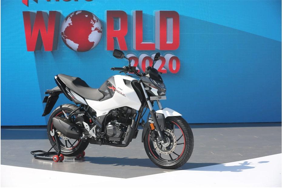 เปิดตัว Hero Xtreme 160R 2020 อย่างเป็นทางการที่ประเทศอินเดีย