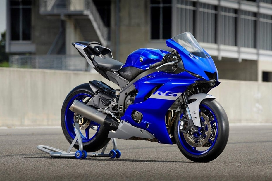 ใหม่ Yamaha YZF-R6 2020 จำหน่ายในต่างประเทศ 12,199 ดอลลาร์