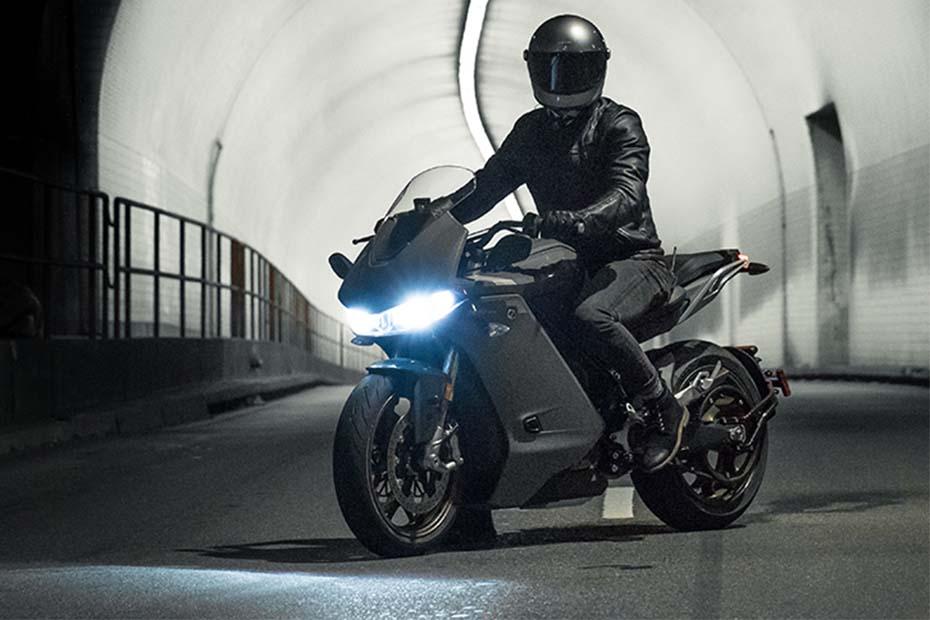 Zero Motorcycles เผยภาพ SR / S ก่อนเปิดตัวอย่างเป็นทางการ ในวันที่ 24 กุมภาพันธ์นี้