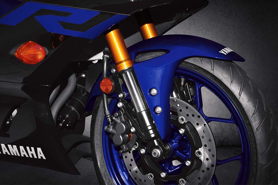 การเรียกคืน Yamaha YZF -R3 หลังพบว่าอาจมีการรั่วซึมของสายเบรกหน้า ที่สหรัฐอเมริกา