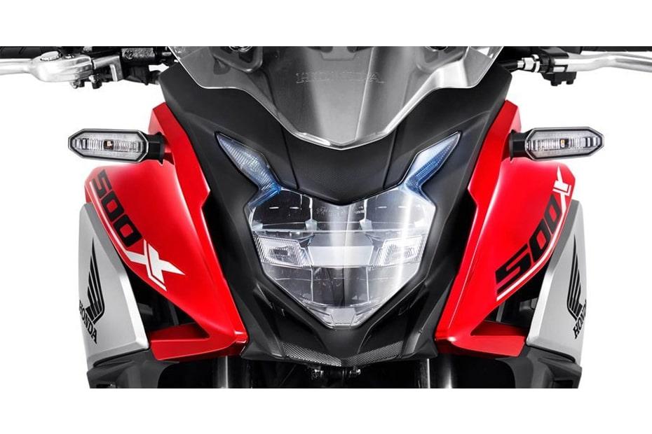 สีใหม่ Honda CB500X 2020 เปิดตัวอย่างเป็นทางการในบราซิล