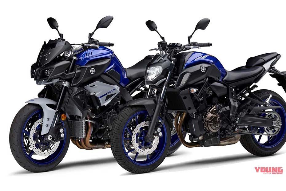 เตรียมเปิดตัวสีใหม่ Yamaha MT-10 และ MT-07 ปี 2020 เร็วๆนี้
