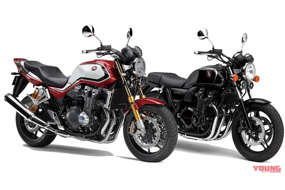 ใหม่ Honda CB1300 2020 จำหน่ายในญี่ปุ่นราคา 1,885,400 เยน