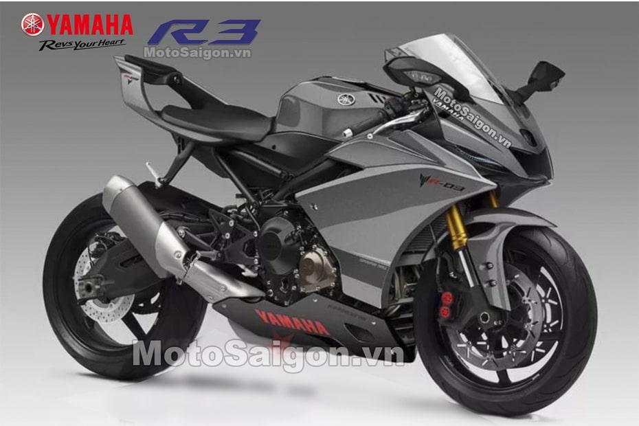 ข่าวลือ Yamaha R3 2021 ติดตั้งเครื่องยนต์ 3 สูบรุกคู่แข่งกับ ZX-25R