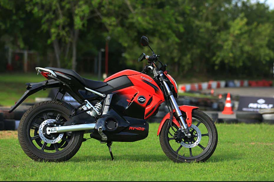 Revolt RV400 Electric Motocycle