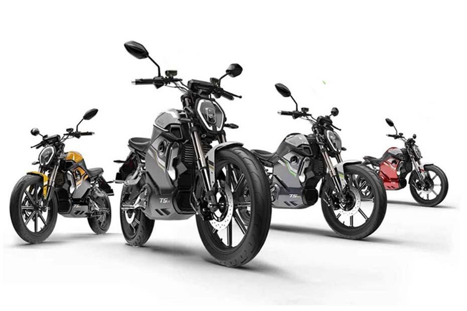 Super Soco เปิดตัว TSx 2020 รถจักรยานยนต์ไฟฟ้ารุ่นใหม่ล่าสุด