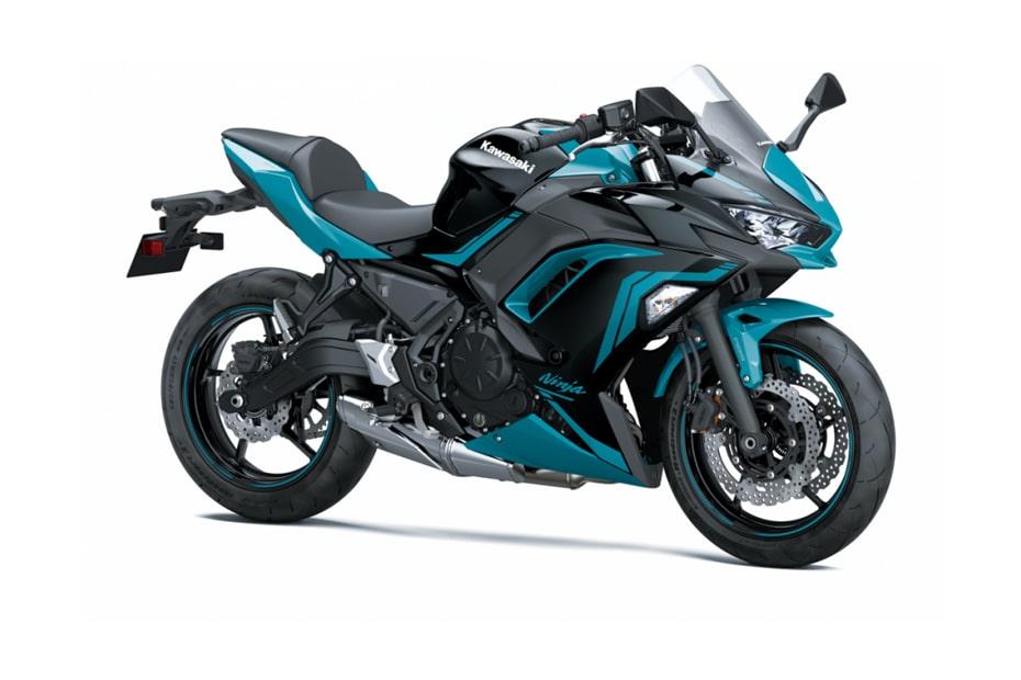 ใหม่ Kawasaki Ninja 650 2021 เปิดตัว 2 สีใหม่ นอกจากนี้ยังมีฟีเจอร์ที่น่าสนใจ