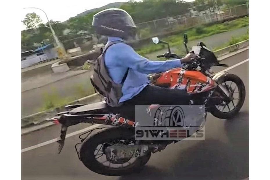 พบ KTM 250 Adventure วิ่งทดสอบ คาดเปิดตัวเร็วๆนี้ในประเทศอินเดีย