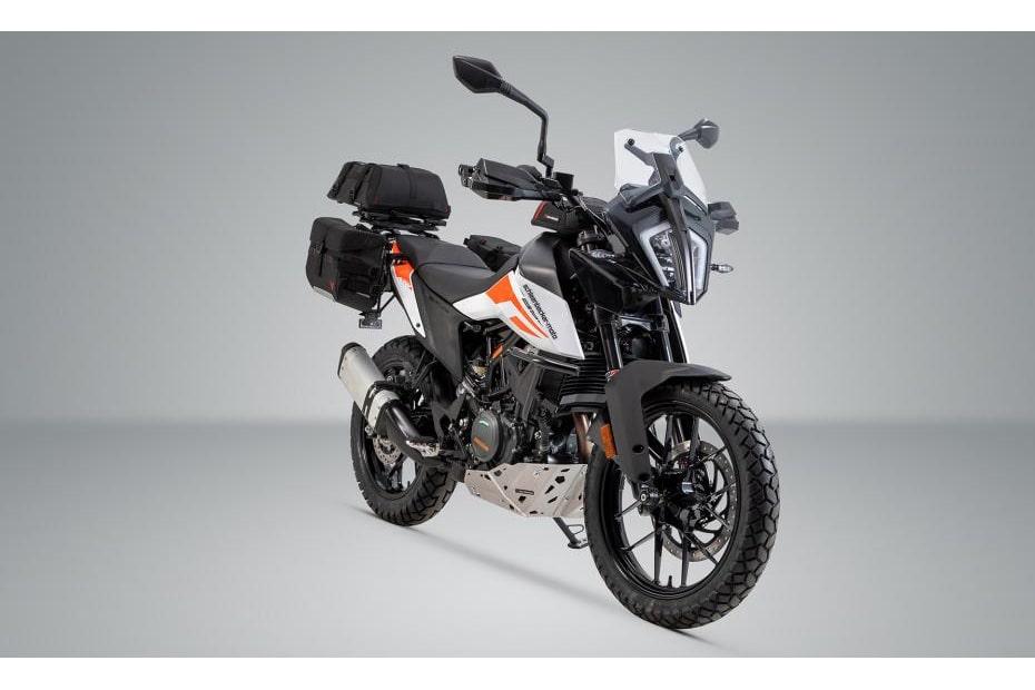 เปิดตัวอุปกรณ์เสริม SW-Motech สำหรับรุ่น KTM 390 Adventure