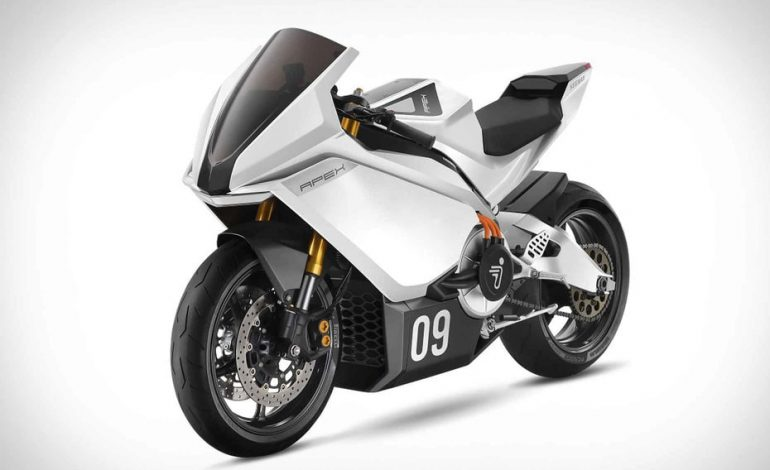 APEX ELECTRIC MOTORCYCLE