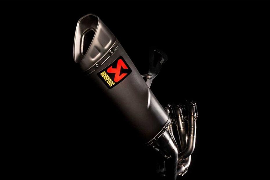 Akrapovič เตรียมเผยท่อไอเสีย Titanium ที่ใช้เฉพาะรุ่น CBR1000RR-R Fireblades