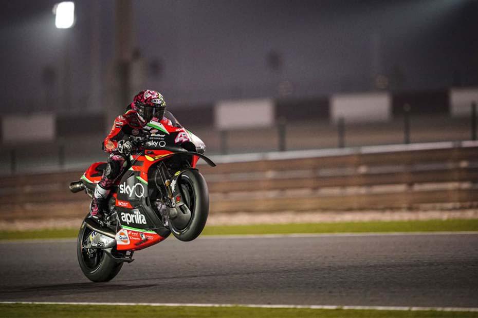 Aprilia MotoGP จะทำการทดสอบ ที่สนาม Misano ในสุดสัปดาห์ถัดไปนี้