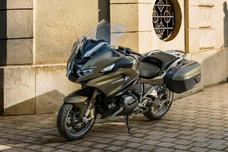 BMW Motorrad เปิดตัวเทคโนโลยี ACC รุ่น R 1250 RT