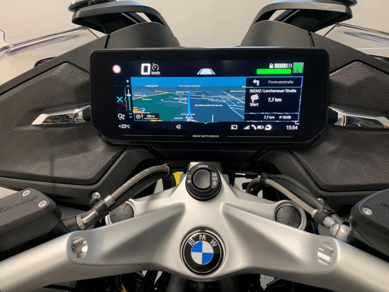 BMW เปิดตัวระบบ Active Cruise Control ในรุ่น R 1250 RT
