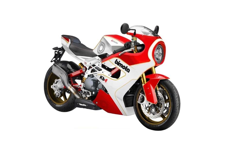 เผยภาพเรนเดอร์แสดงให้เห็นว่า Kawasaki Ninja 1000 ขับเคลื่อน Bimota KB4
