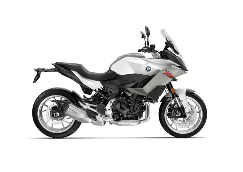 Bmw F900XR 2021 สีขาว