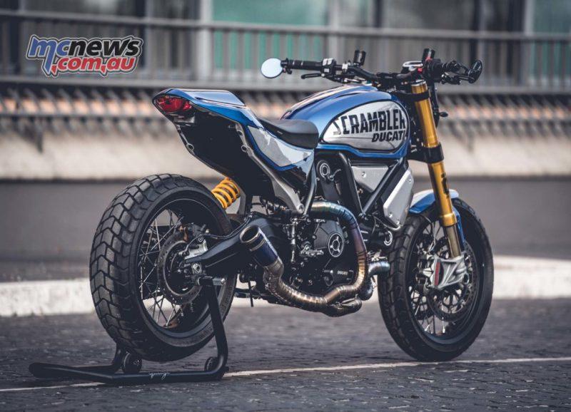 """Bully"" Ducati Scrambler 1100 Special"