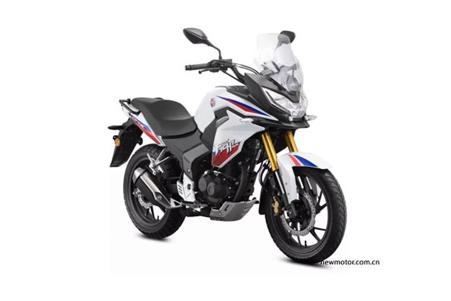 New Honda CBF190X 2020 เปิดตัวอย่างเป็นทางการในประเทศจีน