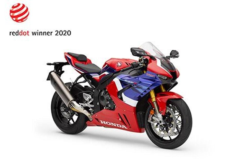 เผยรายละเอียด Honda CBR1000RRR Fireblade SP ได้รับรางวัล Red Dot Award 2020