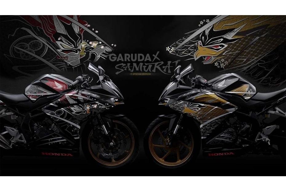 เปิดตัว Honda CBR250RR เวอร์ชั่น Garuda X Samurai Edition ในอินโดนีเซีย