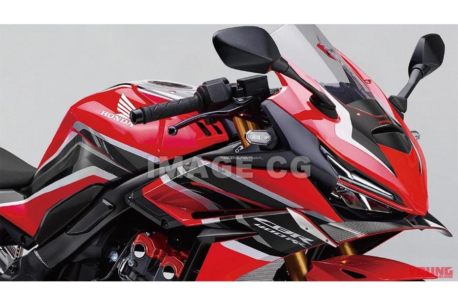 เผยภาพ CG Honda CBR400RR เผยให้เห็นการออกแบบใหม่พร้อมรายละเอียดที่น่าสนใจ