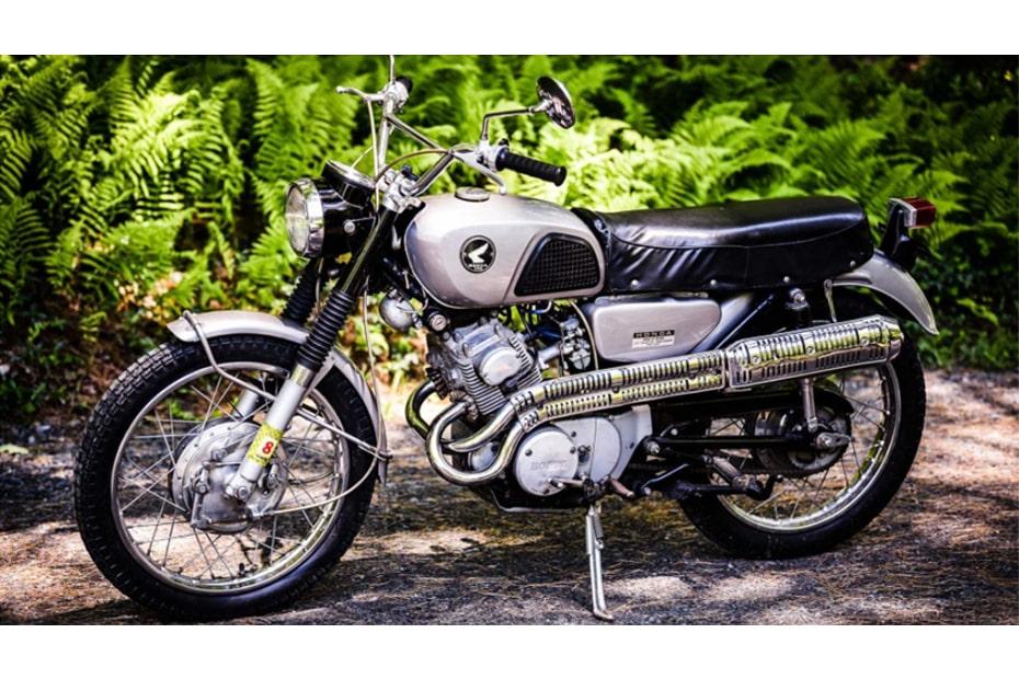 เผยประวัติ Honda CL160 ปี 1966 เป็นจักรยานยนต์ Scrambler ที่เป็นเอกลักษณ์