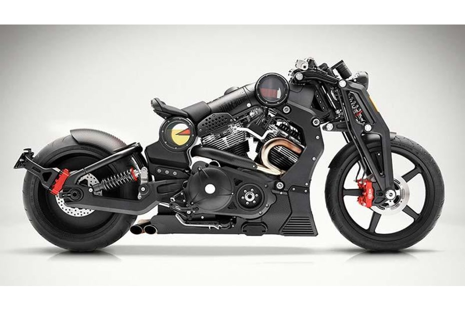 เผยการออกแบบ Confederate Hellcat และ Hellcat Speedster เวอร์ชั่นใหม่