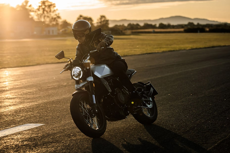 เผยข้อมูล Brixton Crossfire 500 2020 จักรยานยนต์จากออสเตรีย