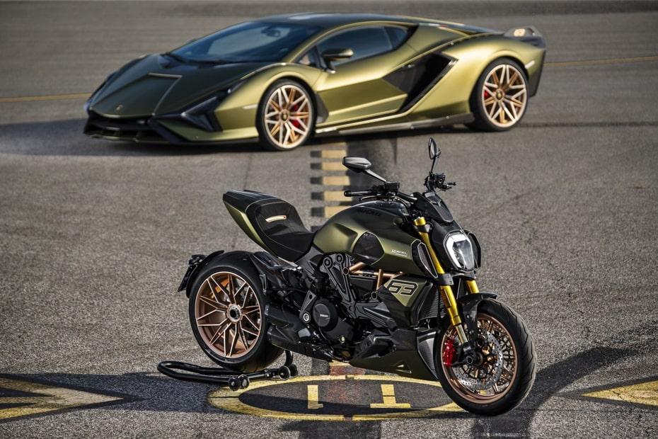 เปิดตัว Ducati Diavel 1260 2021 เวอร์ชั่น Lamborghini พิเศษจำหน่ายเพียง 630 คัน