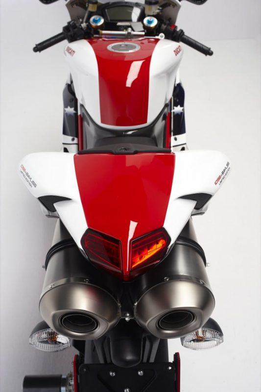 Ducati 1098R รุ่นพิเศษช่วงท้าย