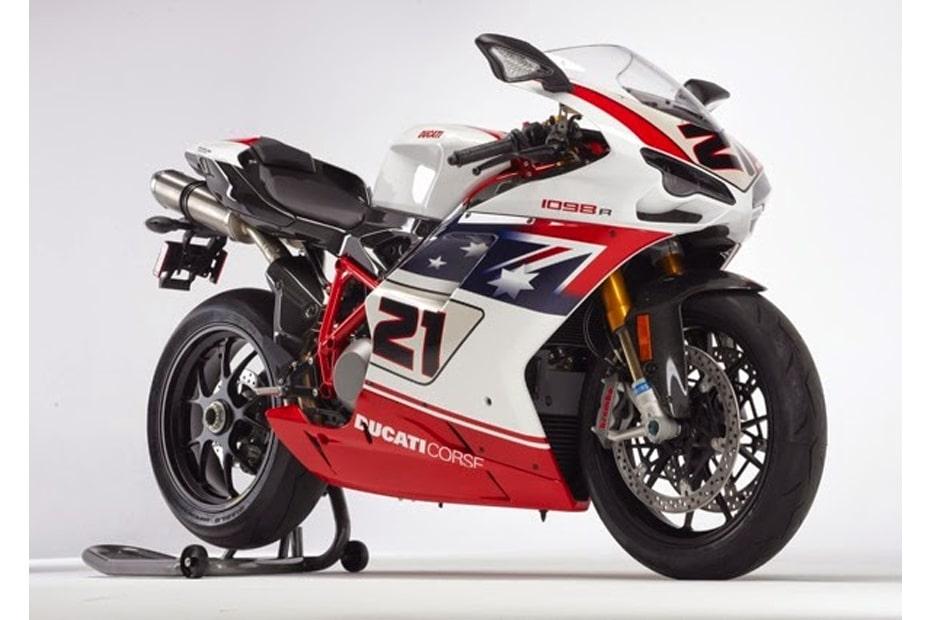 จักรยานยนต์ Ducati 1098R Troy Bayliss Limited Edition 2020 จำหน่ายในมาเลเซียราคา 90,000 ริงกิต