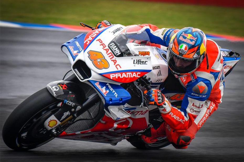 Ducati MotoGP Team คว้าตัว Jack Miller เข้าร่วมทีมอย่าางเป็นทางการ