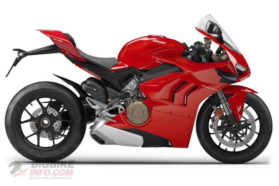 Ducati Panigale V4 ปี 2020