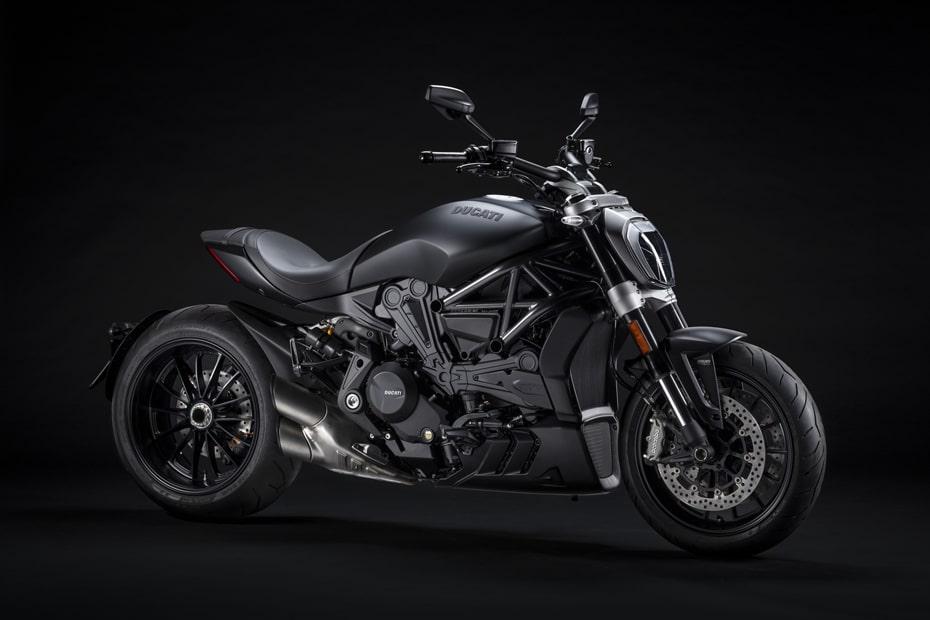 ใหม่ Ducati XDiavel Dark 2021 พร้อมเผยการอัพเดทที่น่าสนใจ