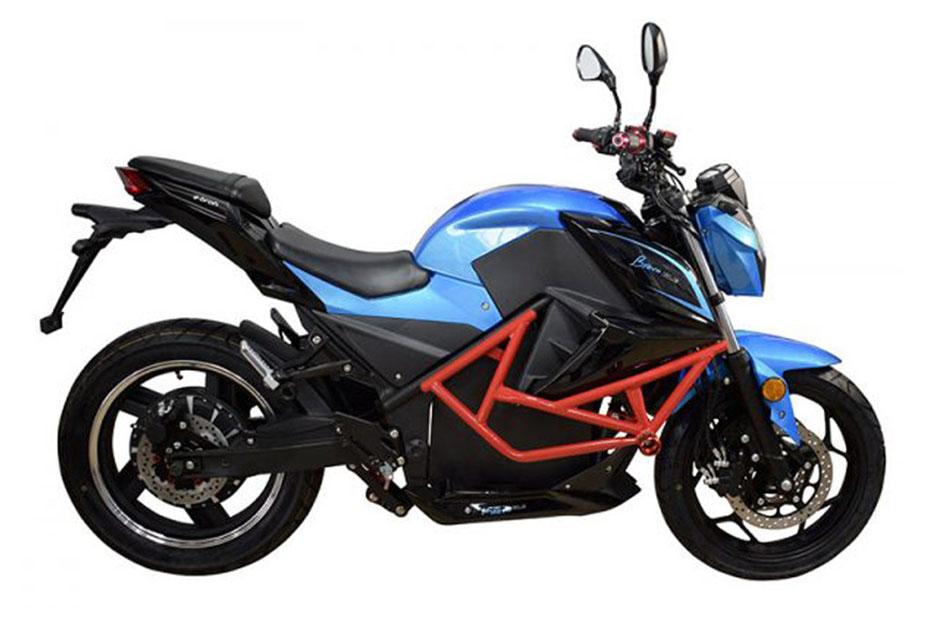 Ebroh เปิดตัว Bravo GLE รถจักรยานยนต์ไฟฟ้ารุ่นใหม่ราคาประหยัด