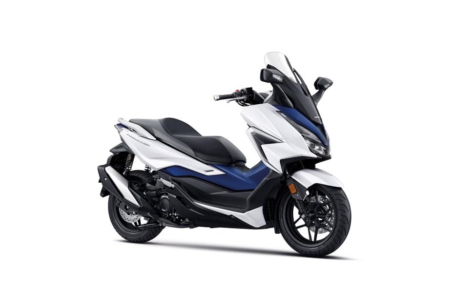 เปิดตัว Honda Forza 350 2021 ในตลาดโลกมาพร้อมระบบ HSTC