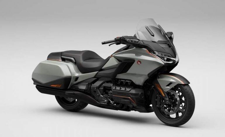 อัปเดตเทคโนโลยีใหม่ Honda GL1800 Gold Wing สำหรับปี 2021