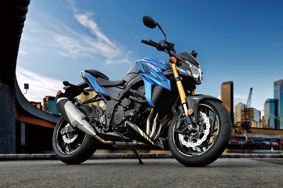 เปิดตัวสีใหม่  Suzuki GSX-S750 2021 กับ 2 สีที่น่าสนใจ