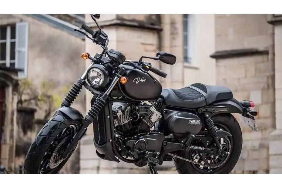 เตรียมเปิด Hyosung GV 300 S ในฝรั่งเศสกับจักรยานยนต์สไตล์ Bobber