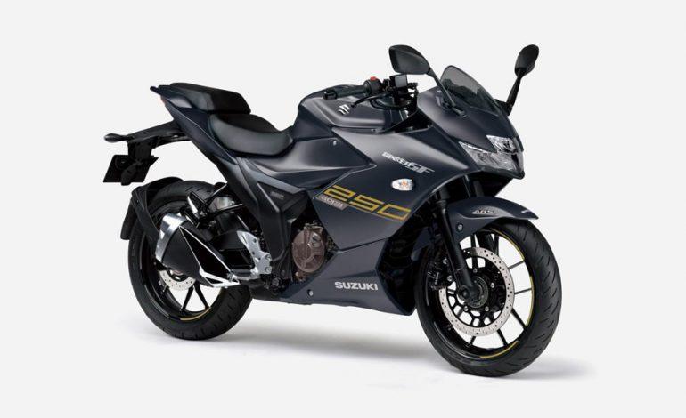เตรียมเปิดตัวสีใหม่ Suzuki Gixer SF250 2021 ในญี่ปุ่นเร็วๆนี้